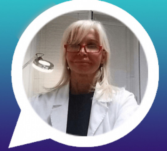 Dottoressa  Emanuela Manfredi
